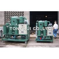 Cable Oil Purification and Filtration Machine