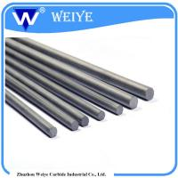 Buy cheap Precision tolerance Tungsten Carbide Rod with excellent red hardnes product