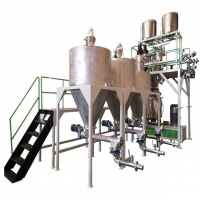 Buy cheap Fully Automatic 2000kg/h Pvc Mixer Machine With Online Dosing System product