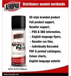 Buy cheap Aerosol de pintura for Peru Market product