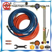 Buy cheap OXYGEN AND ACETYLENE HOSE FLEXIBLE EXPANDABLE HEAT RESISTANT HIGH PRESSURE product