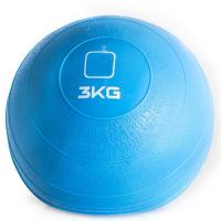 Buy cheap High Intensity Blue Heavy Slam Balls 3KG Bodysolid Strength Best Tools product