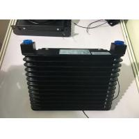 Buy cheap Hydraulic Aluminum Tube Fin Heat Exchanger Stacked Cooler for Oil Cooling product