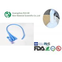 Buy cheap Injection Produce Medical Grade Silicone Rubber High Thermal Stability For Medical Tube product