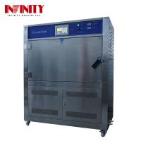 Buy cheap 100 L UV Lamp Accelerated Aging Test Machine for Temperature Shining Strength Humidity product