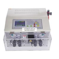 Buy cheap Full-automatic Computer Wire Stripping and cutting Machine WPM-09MAX1 product