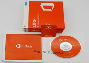 Buy cheap Programming Networking Retail Key Office 2016 Pro Plus product