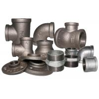 """Buy cheap 1/2""""-4"""" NPT Threaded Malleable Iron Pipe Fittings GI Socket Equal Shape product"""