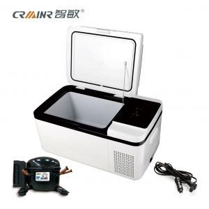 Buy cheap Digital Thermostat Car Mini Cooler Fridge , 12 Volt Refrigerator Freezer product
