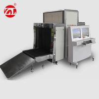 Buy cheap X Ray Baggage Scanner Airport , Railway Stations , Electronic factories  Penetrate Inspection product