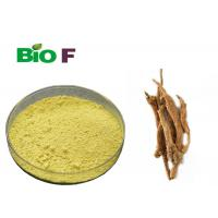 China Powdered Herbal Extracts Baikal Skullcap Extract Scutellaria Baicalensis on sale