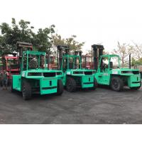Buy cheap Original Japan Brand Forklift Mitsubishi FD150 15T Used Fork Lifter Truck product