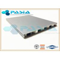 Buy cheap Commercial Lightweight Wall Panels , Honeycomb Aluminum Plate Sound Insulation product