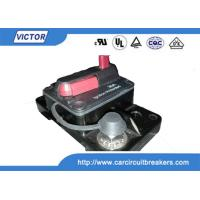 Buy cheap Black 150Amp Surface Mount Circuit Breaker Trip And Hold Change Reset product