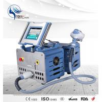 Buy quality Portable IPL Laser Hair Removal Machine Permanent With Cooling System at wholesale prices