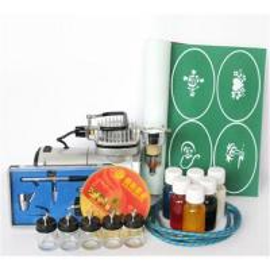 Buy cheap Airbrush Tattoo Kit product