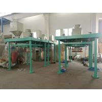 Buy cheap 220V - 380V Auto Bagging Machines Customized Big Bag Filling Machine High Accuracy product