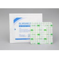 Buy cheap Comfortable Surgical Transparent Wound Dressing Plaster For Scar Wound product