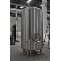 Buy cheap Jacketed Brewery Bright Beer Tank , Stainless Steel Beer Brewing Tank product