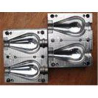 Buy cheap OEM NAK80 S136H Hot Runner Multi Cavity Lamp Plastic Injection Moulds With 300 product