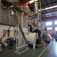 Buy cheap SRL - W 800 / 2500 2.5KG PVC Mixer Machine For Board Sheet from wholesalers