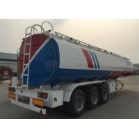 55cbm CIMC Fuel Tank Trailer Explosion - Proof Fuel Transfer Trailer
