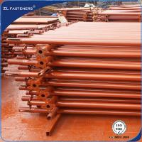 Buy cheap Scaffolding Construction Materials Adjustable Steel Props For Building product