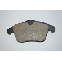 Buy cheap Heat Resistance Ceramic Passenger Car Disc Brake Pads from wholesalers