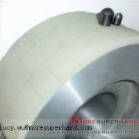 Buy cheap Vitrified Bond Diamond Wheel For Precision Grinding Of PDC lucy.wu@moresuperhard.com product