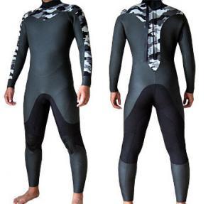 Men's  longsleeve surfing suit  4/3mm