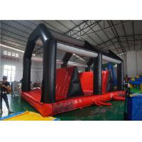 Buy cheap Strong Inflatable Fun 5K , Giant Inflatable Obstacle Course High Strength Durable product