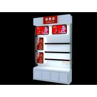 Buy cheap Perspex Retail Floor DisplayCosmetic Storage OrganizerWhite With Drawer product