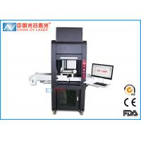 Buy cheap 20W Raycus Fiber Laser Marking System For Stainless Steel And Jewelry product