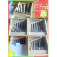 Buy cheap 6 Pieces 12mm Shank Right Hand Rotataion 6 Piece Mortising Bit Sets For Woodworking product