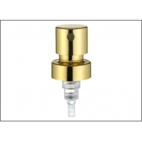Buy cheap Cosmetic Ribbed 18mm Perfume Sprayer Pump product