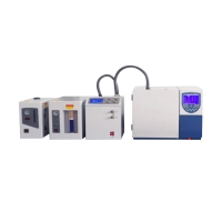 Multi Function 50HZ GB15980 Gas Chromatography Instrument for sale