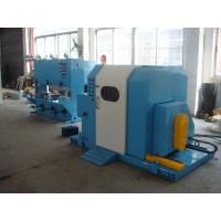 Buy cheap Communication Cable / Wire Twisting Machine Centre / Side Wrapping Type product
