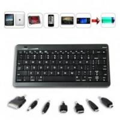 Buy cheap 5V 10000mA Bluetooth Keyboard Portable Battery Power Packs - E26067  product
