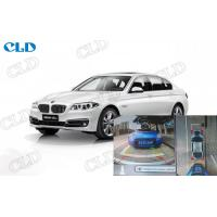 Buy cheap BMW5 Vehicle Parking Assistance System with 360 Degree Around, Bird View Parking System from wholesalers
