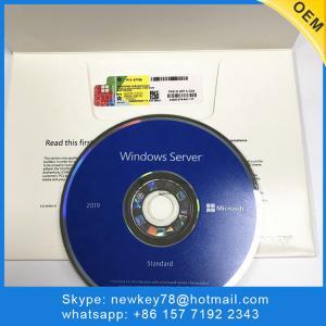 Buy cheap OEM Windows Server 2019 Standard License / Windows Server Std Core 2019 product
