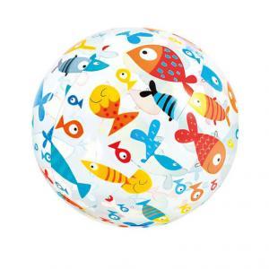 Buy cheap Custom Printed PVC Toy Ball Inflatable Beach Ball Bouncing 18cm - 30cm product