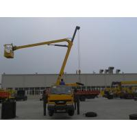 Buy cheap Platforms Boom Lift Truck 85kw For Aerial Work With JX493ZLQ3 Engine product
