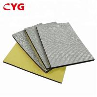 Buy cheap Aluminum Foil Construction Heat Insulation Foam Floor Panels SGS ISO Approval product