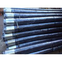 Quality Customized DN100 Concrete Tremie Hose High Impact Resistance With One Head for sale