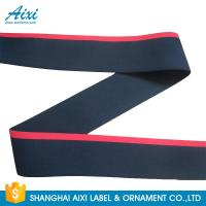 Buy cheap Printed Logo Jacquard Elastic Waistband Men's Underwear  Woven Elastic Tape product