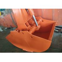 Quality Rotating Excavator Grapple Clamshell Grapple  for Hitachi ZX200-3 Excavator for sale