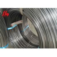 Buy cheap Low Carbon Galvanized Steel Pipe / Refrigerator Condenser Zinc Coated Tube from wholesalers