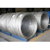 Buy cheap 302CHQ 304HQ Stainless Steel Cold Heading Wire Customized Tensile Strength product