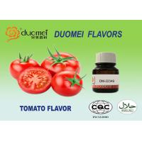 Buy cheap Pg Based Water And Oil Solube Food Grade Flavoring True Tomato Flavour product