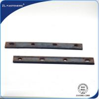 Buy cheap High Strength Railway Fish Plate Cast Iron Material With GB11265-89 Standard product